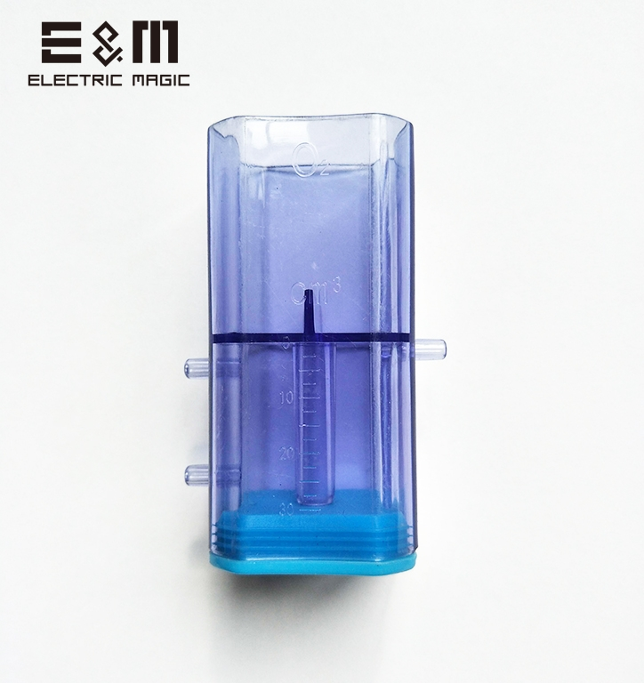 30ml Fuel Cell Hydrogen Oxygen Gas Collection Device For Electrolyzed Water AEW Hydrogen Oxygen Storage Container Experiment Diy