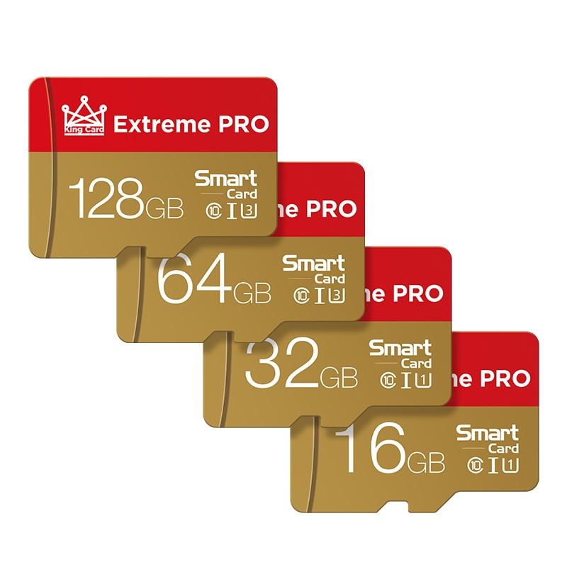 Tarjetas de memoria microsd de alta velocidad 8GB 16 GB 32 GB 64GB 128G cartao de memoria Clase 10 tarjeta micro sd tarjeta TF para regalo adaptador gratis