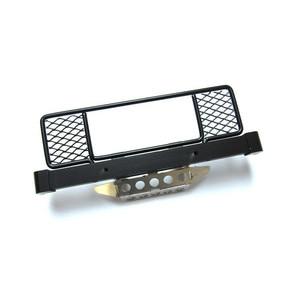Image 1 - מתכת פגוש עם מתכת מרכז נטו עבור MN D90 D91 99S RC מכונית שדרוג חילוף חלקי אבזרים