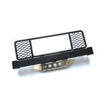 Metall Stoßstange mit Metall Zentrum Net Für MN D90 D91 99S RC Auto Upgrade Ersatzteile Zubehör