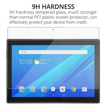 10pcs Tempered Glass Screen Protector for Lenovo Tab M10 TB-X505L X606L P10 TB-X705L M8/M7 Film For Huawei media pad m5 lite 8