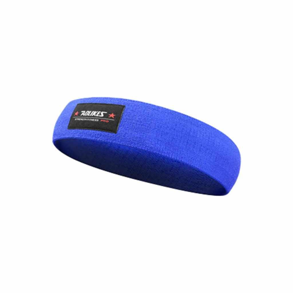 Odporność Hip torturowanie lateks antypoślizgowy pas elastyczny kobiety pasek do jogi wielobarwne pas ćwiczenia siłownia gumy do fitnessu pas do jogi