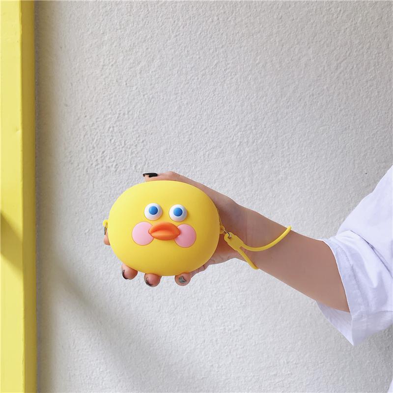 Hdadwy Anime Touhou Toile Porte-Monnaie Fermeture /éclair Impression Petit Porte-Monnaie pour Femme Sac cosm/étique