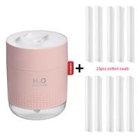 500ML Pink 10 filter