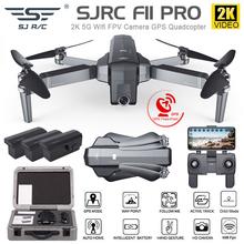 SJRC F11 4K PRO drone z 2-osiowy gimbal stabilizujący aparat F11 F11 PRO Dron GPS 5G Wifi 1080P 2K Cam Quadcopter #8217 s postawy polityczne w SG906 Dron tanie tanio 1080p HD Video Recording 720 p hd video recording 4 k hd nagrywania wideo 2 7 K HD Nagrywania Wideo CN (pochodzenie) Kamera w zestawie