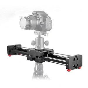 Image 1 - Nouveau professionnel réglable DSLR caméra vidéo curseur piste 40cm Double Distance pour Canon Nikon Sony caméra DV Dolly stabilisateur