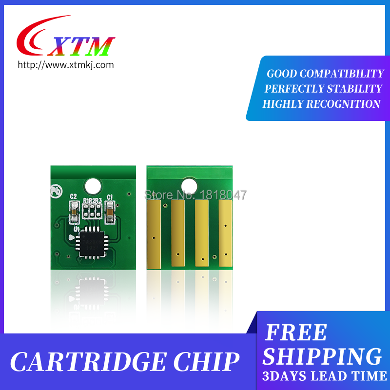 Toner Reset Chip for Lexmark MS610 Series 50F1000 MS410 MS310 MS510 5k
