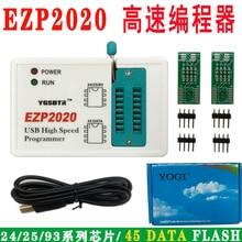 Ezp2020 alta velocidade usb spi programador melhor do que ezp2013 ezp2010 2011 suporte 24 25 26 93 eeprom 25 flash bios