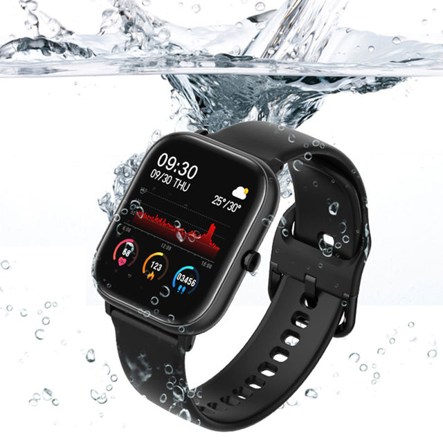 2020 NEWEST Smart Bracelet Heart Rate Monitor Waterproof Sports Smart Watch Support Android IOS 5