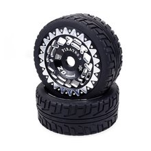 1/8 Buggy/On-road Car/Tourning Car Wheels and Tires for Redcat Team Losi VRX HPI Kyosho HSP Carson Hobao Trucks 4pcs 1 8 rc car rubber tyres plastic wheels for redcat team losi vrx hpi kyosho hsp carson hobao 1 8 buggy on road car