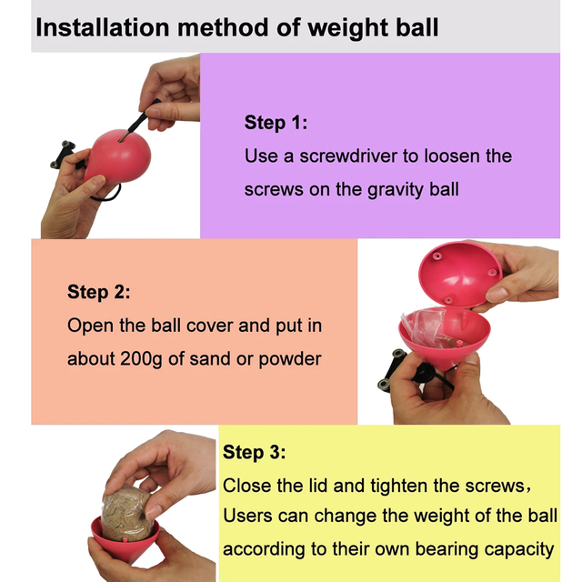 Adjustable Sport Hoops Abdominal Thin Waist Exercise Detachable Massage Fitness Hoops Gym Home Training Weight Loss 4