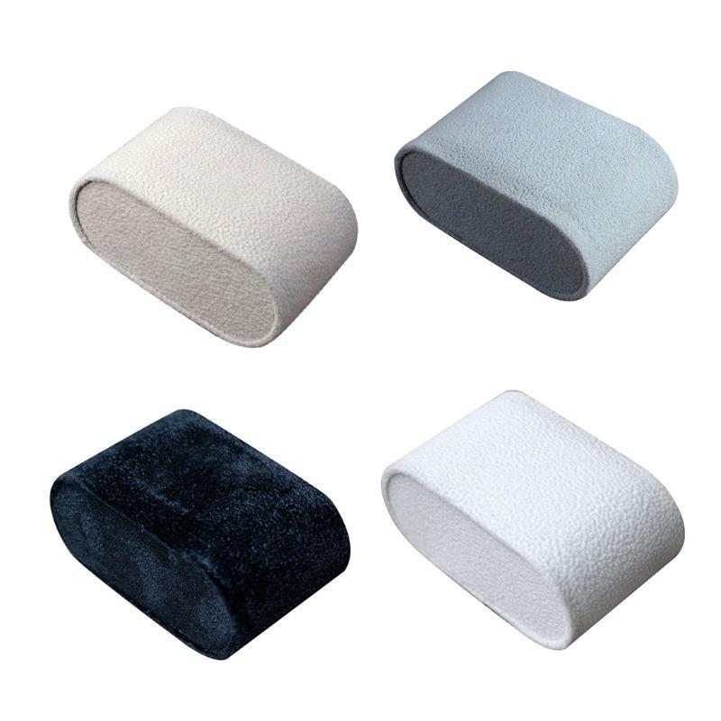Portable Watch Pillows Wristwatch Bracelet Display Pad Storage Box Stand Cushion