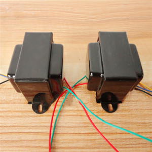 Image 4 - 5K 5W Single Ended Output Transformer for 6P1 6P14 6P6 0 4 8 Ohm DIY Vacuum Tube Amplifier