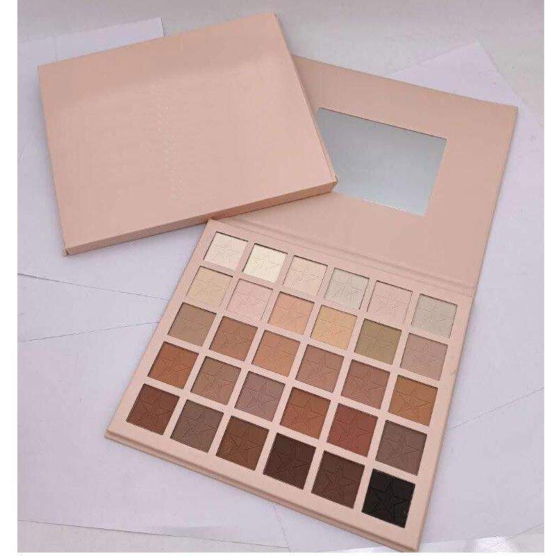 alta qualidade cinco estrelas olho maquiagem 30 cores sombra paleta de orgyyy nova marca