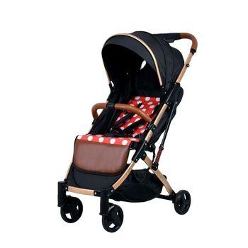 Babyfond wózek dziecięcy dostawa za darmo ultralekki składany może siedzieć lub leżeć wysoki krajobraz odpowiedni 4 pory roku wysoki popyt tanie i dobre opinie W wieku 0-6m 7-12m 13-24m 25-36m CN (pochodzenie) 25KG Numer certyfikatu 26*46*59 Aluminum alloy