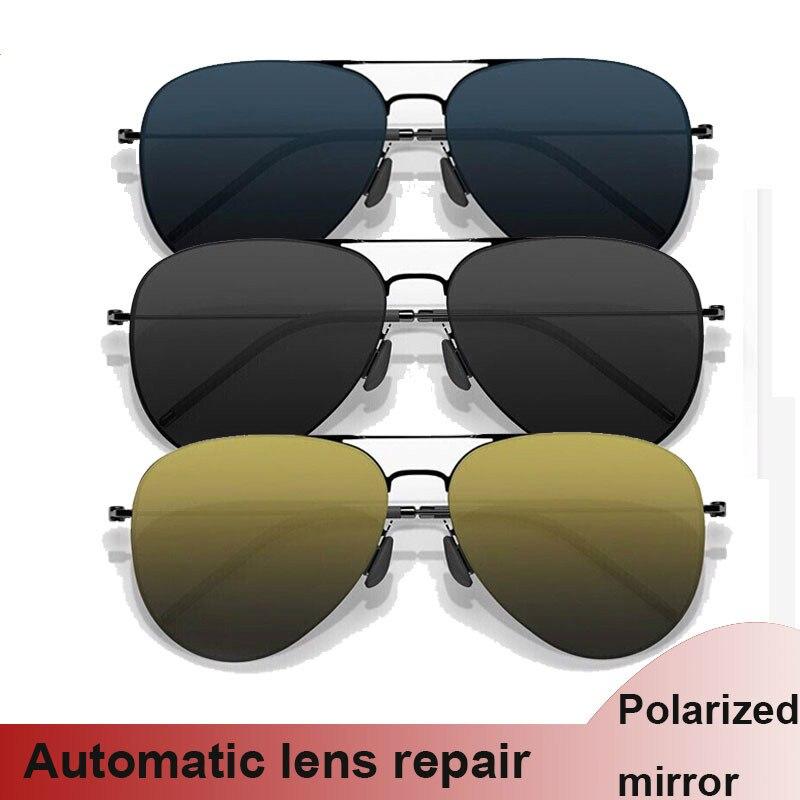 Поляризованные солнцезащитные очки Youpin Turok Steinhardt TS, Нейлоновые цветные солнцезащитные очки унисекс с защитой от ультрафиолета 100%
