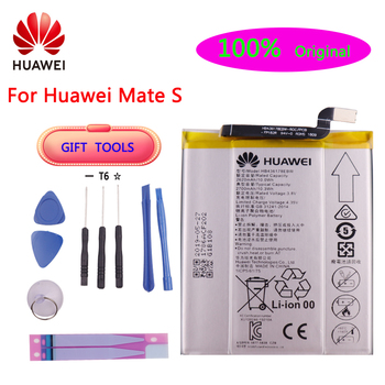 Huawei Original HB436178EBW Mobile Phone Replacement Li-Polymer Battery 2620mAh For HUAWEI Mate S CRR-CL00 UL00 Batteries