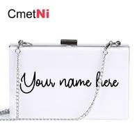 Personalized Acrylic Clutch Monogram Purse Bridesmaid Clutch Bridesmaid Handbag Bridesmaid Bag Custom Mrs Clutch Bride Box