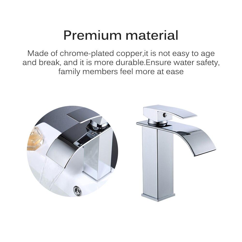 Hcfe69ec269d8421791c4e7798aadd2eff Modern Bathroom Basin Faucet Waterfall Deck Mounted Cold And Hot Water Mixer Tap Brass Chrome Vanity Vessel Sink Crane