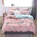 Thumпостельные принадлежности с воздушным шаром  набор постельного белья King  милый креативный розовый пододеяльник  для девочек  королева  по...
