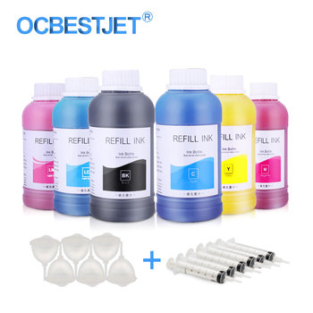 250ml/Bottle Refill Sublimation Ink Bottle Sublimation Pre-Coaing Heat Transfer Ink Heat Press Sublimation Ink For Epson Printer фото