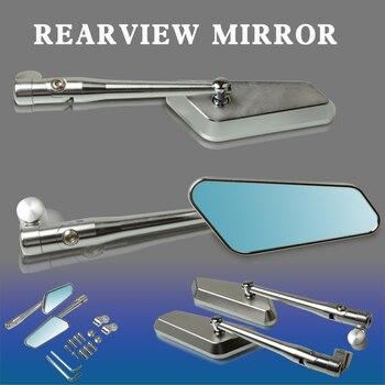 Rear View Mirror Motorcycle Accessories CNC Aluminum Rearview Mirror For YAMAHA FZ09 MT09 FZ07 MT07 FZ10 MT10 Tmax 500 Tmax530