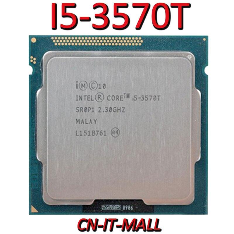 Intel Core I5-3570T CPU 2.3G 6M 4 Core 4 Thread LGA1155 Processor