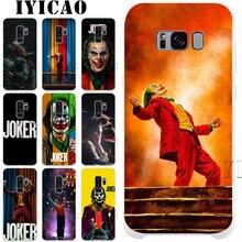 joker movie Joaquin Phoenix Hard Case for Samsung