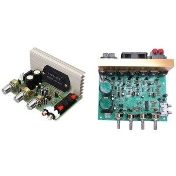 2 Pcs o Amplifier Board High Power Subwoofer Amplifier Board Amp - 2.1 Channel & 2.0 Channel