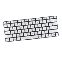 US Qwerty Layout Laptop Replacement Keyboard for HP Spectre x360 13 4000 13 4100 Laptops Keyboard with Black Frame Brand New