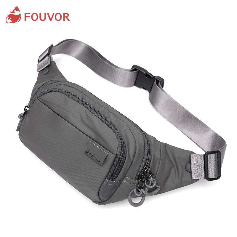Fouvor 2019 Summer Casual Waist Packs For Women Light Travel Waterproof Mini Bags 2802-07