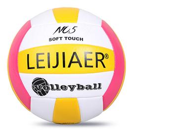 Standardowa piłka siatkowa do treningu gra siatkówka miękka siatkówka Indoor Beach Practice siatkówka przeciwwybuchowa siatkówka LVB400 tanie i dobre opinie CN (pochodzenie) Kryty piłka treningowa