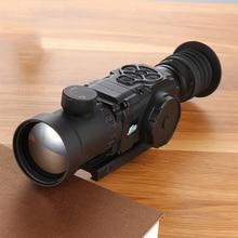 DC384 инфракрасное тепловизионное устройство ночного видения высокой четкости охотничий патруль инфракрасный одноствольный телескоп ночного видения