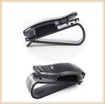 Car Sun Visor Sunglasses Holder Vehicle Accessories for Mercedes Benz GLS63 GLS GLE43 Shooting S400 ML450 B55 image