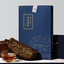 2016 Hunan Tea Dark Chinese Tea Brick Anhua Fu Zhuan Golden Flower Chinese Teas 1000g