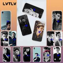 LVTLV Shawn Mendes 98 Style DIY Luxury High-end Phone Case for iPhone 11 pro XS MAX 8 7 6 6S Plus X 5 5S SE XR cover(China)