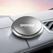 Car Air Freshener Instrument Seat UFO Shape for KIA SPORTAGE Car Accessories
