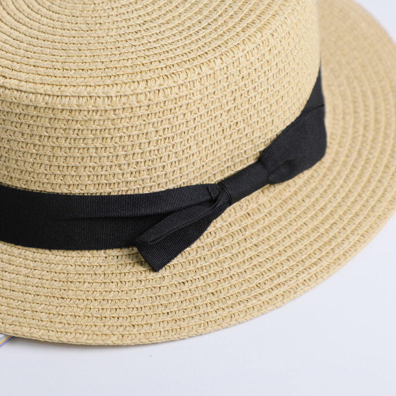 Simple Summer Casual Beach Hat Female 20