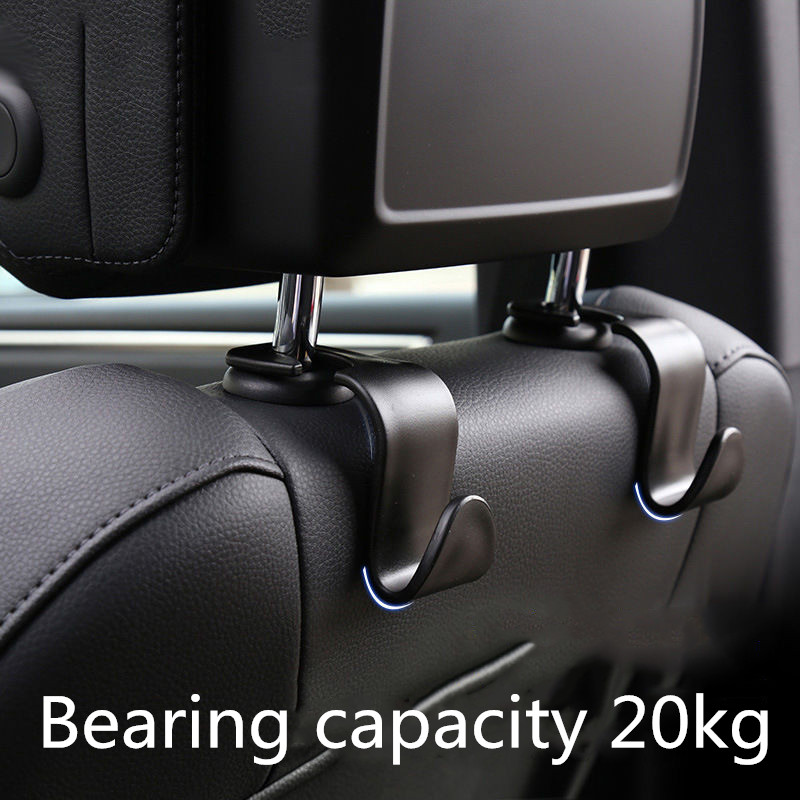 Clip Car Seat Hook Auto Hanger for Suzuki Swift Grand Vitara Sx4 Vitara Spoiler Alto Liana Splash Reno Samurai Striker Accessory