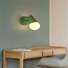 Деревянные настенные светильники прикроватный настенный светильник