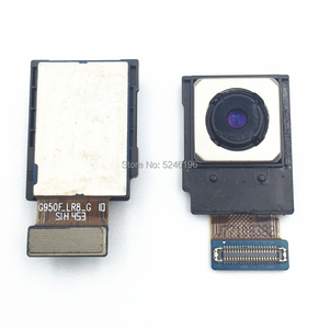 Image 1 - עבור סמסונג גלקסי S8 G950F S8 בתוספת G955F מקורי חזור אחורי גדול עיקרי מצלמה מודול להגמיש כבלים