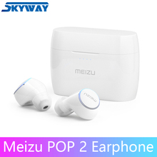 Orijinal Meizu POP 2 Bluetooth 5.0 kulaklık TW50S kablosuz kulaklık IP5X kulak spor kulaklık kulaklık için 16T not 9