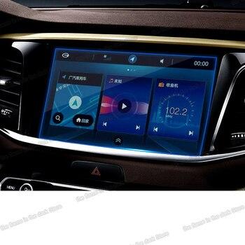 Фото - Lsrtw2017 Car Anti-scratch Dashboard Navigation Screen Film for Trumpchi Gs3 Gs4 Gs7 Gs8 Gm8 2015 2016 2017 2018 2019 2020 gac накладки на внешние дверные ручки для gac trumpchi gs8 2018 2019 2020