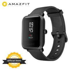 Новинка 2020 года! Смарт-часы Amazfit Bip S, 5ATM, водонепроницаемые, встроенный GPS, GLONASS, Bluetooth, умные часы для телефона на Android iOS