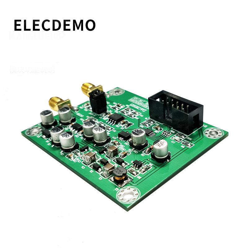 DAC8563 Digital To Analog Conversion Module Data Acquisition Module Dual 16-bit DAC Adjustable ± 10V Voltage