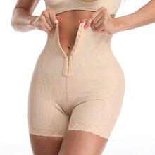 Nieuwe Big Size Taille Trainer Afslanken Bodyshaper Controle Slipje Shapewear Ontplofte Hoge Taille Lap Body Shaper
