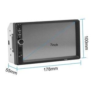 7018B player MP5 car bluetooth player car 7-inch display Car Radio touch screen GPS WIFI Bluetooth