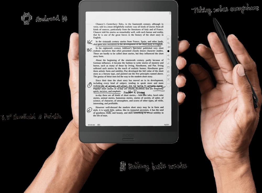 Onyx Boox nova3 7.8 Inch E Ink Screen 3G+32GB Tablet Android 10.0 eBook  Reader Support USB OTG|eBook Reader| - AliExpress