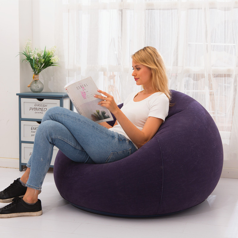 Large Bean Bag Sofa And Chairs Lounger Seat For Living Room And Office 1