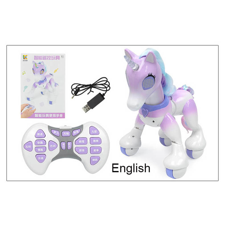 brinquedo de cavalo estimacao inteligente eletrico 04